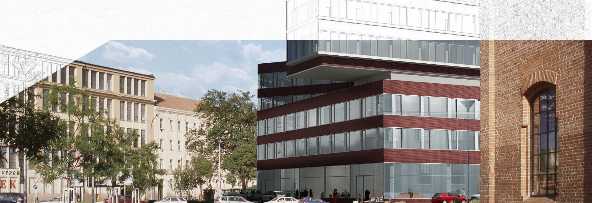 Multipurpose complex Dorn Brno